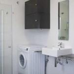 Nyt moderne badeværelse