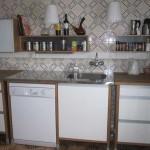 Nye køkkenelementer og opvaskemaskine